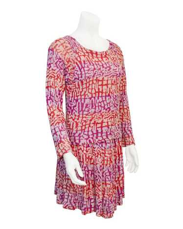 Missoni Pink knit ensemble