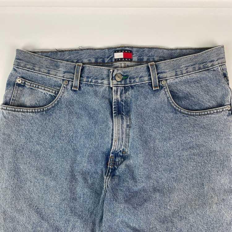 Streetwear × Tommy Hilfiger × Vintage Vintage 90s… - image 6