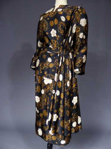Madame Grès Haute Couture Dress - Circa 1980