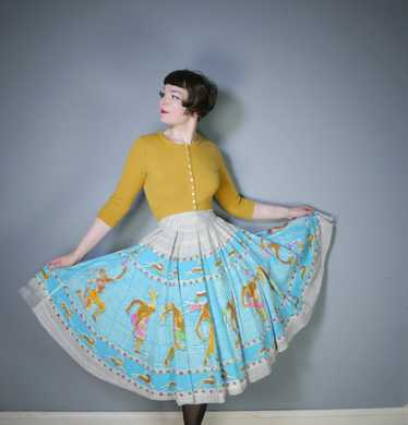"""50s MEXICAN NOVELTY SOUTH AMERICAN DANCERS """"ROJAS… - image 1"""