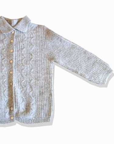 May Claire heathered cardigan