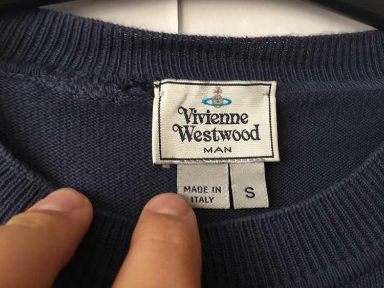 Vivienne Westwood Vivienne Westwood mens sweater - image 3
