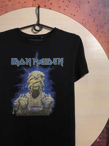 Band Tees × Iron Maiden × Vintage Vintage Iron Mai
