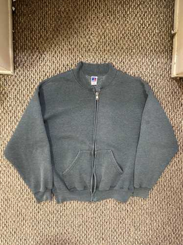 Russell Athletic Vintage Russell bomber zip up