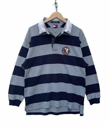 Tommy Hilfiger Shirt Striped Raglan