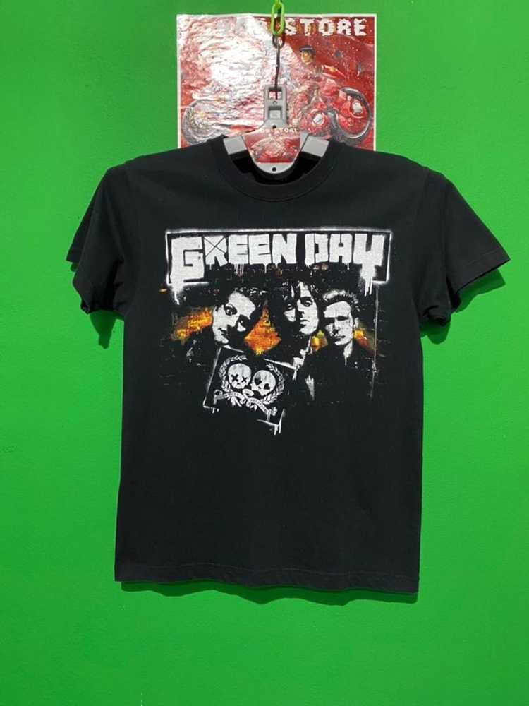 Band Tees × Rock T Shirt Green Day Band Tees - image 1