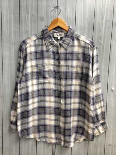 Flannel Flannel Basic Shirt