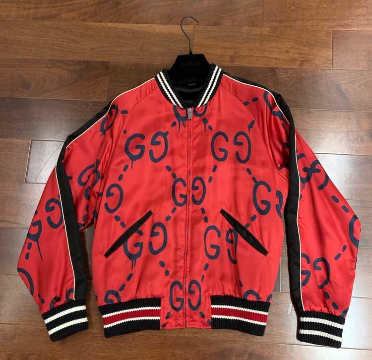Gucci Gucci Silk Bomber - image 2