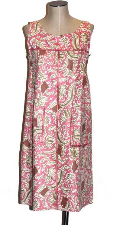 1960's cotton dress