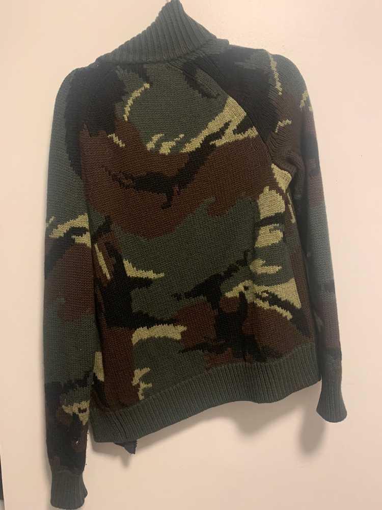 Rag & Bone Rag and bone camo knitwear - image 3