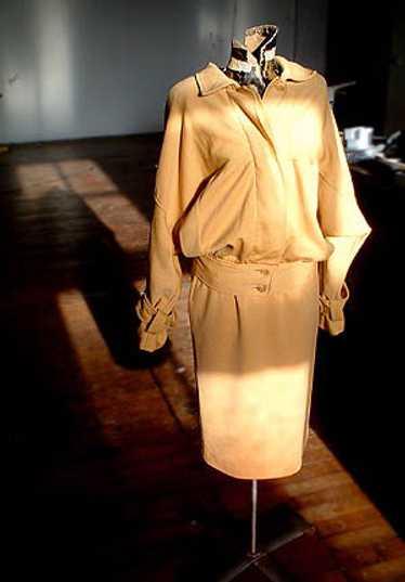 Laura Biagiotti Italian knit suit