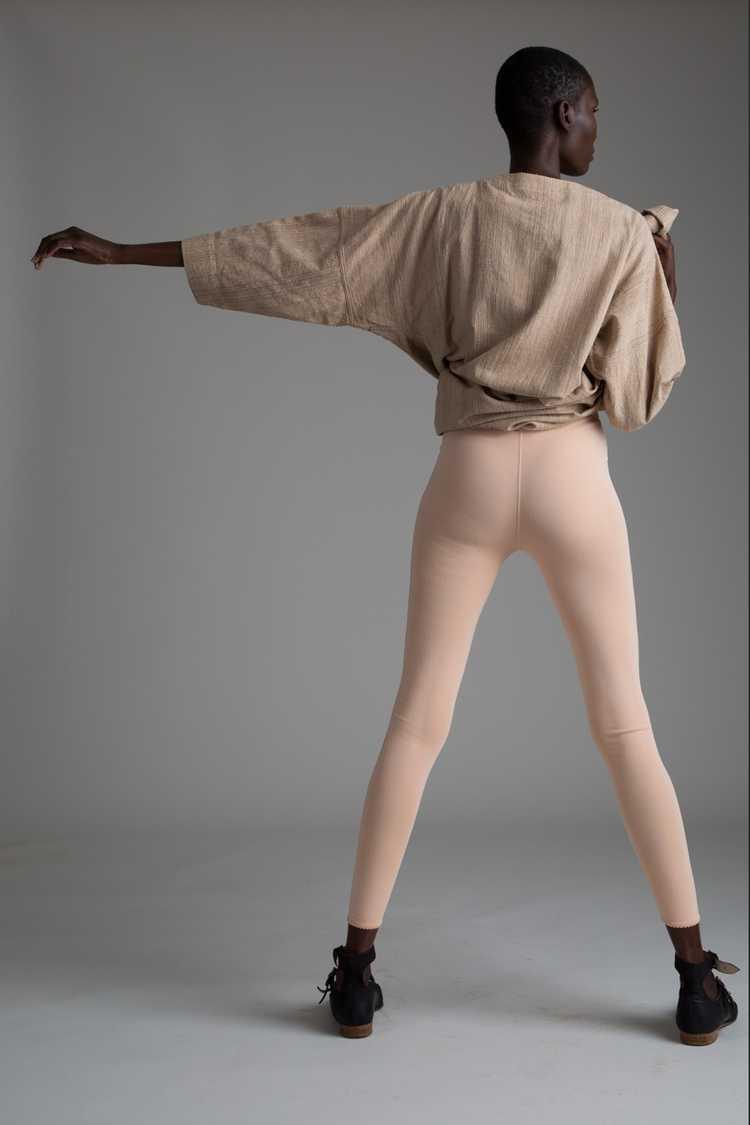 Vintage Alaia Leggings - image 4