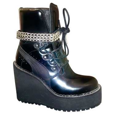 Fenty Boots in Black