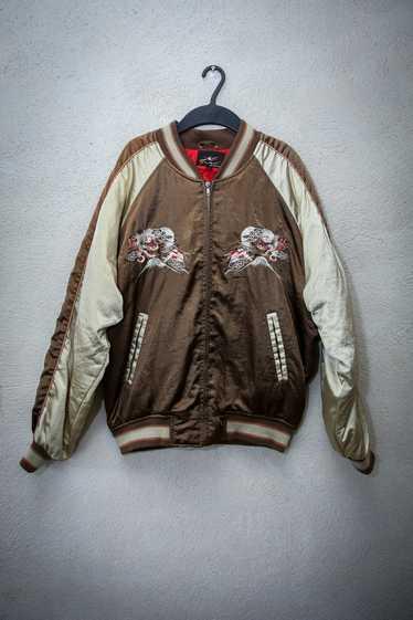 Japanese Brand × Sukajan Souvenir Jacket × Vintage