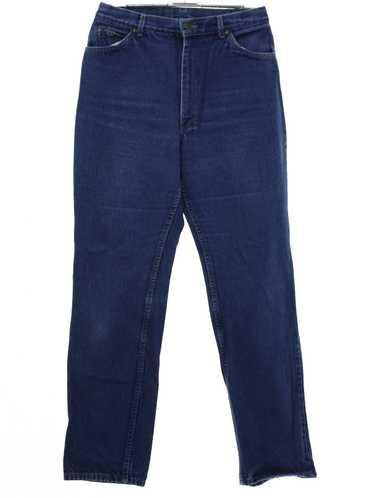 1980's Lee Womens Lee Denim Jeans Pants - image 1