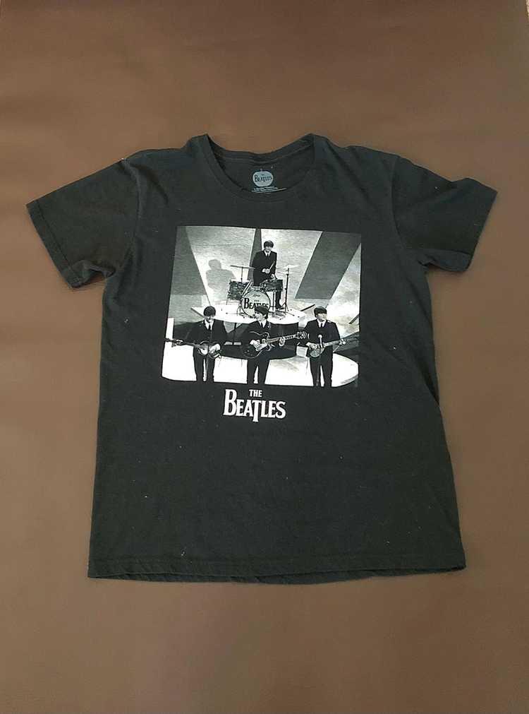 Band Tees × Rock Tees × Vintage Vintage The Beatl… - image 1