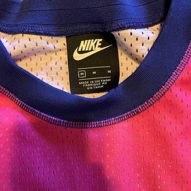 Nike Nike Oversized Mesh Shirt - image 2