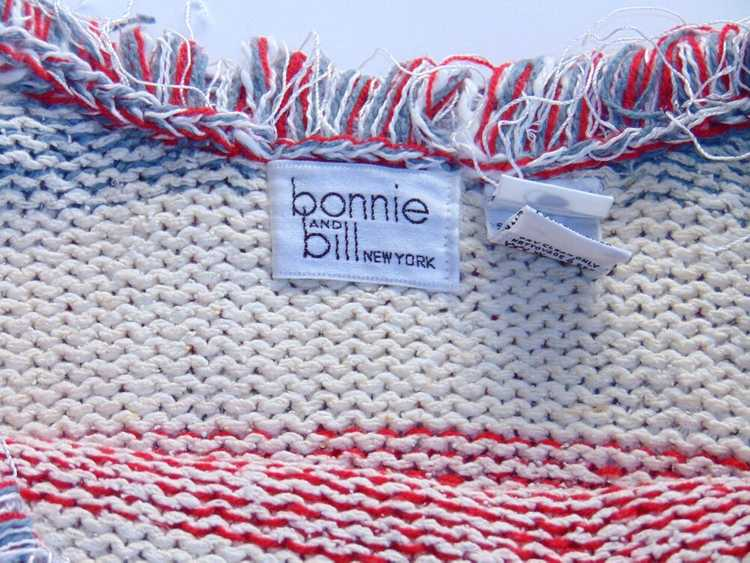 1970s Fringe Sweater by Bonnie & Bill - image 2