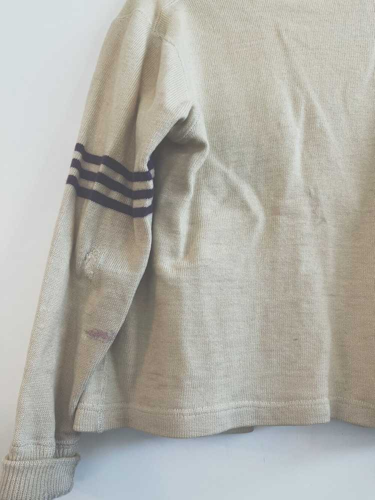 1930's Varsity Sweater - image 7