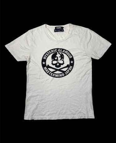 Hysteric Glamour x Mastermind Japan Iconic Logo T Shirt