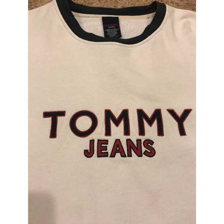 Tommy Hilfiger VTG 90's Mens XL Tommy Hilfiger Je… - image 2