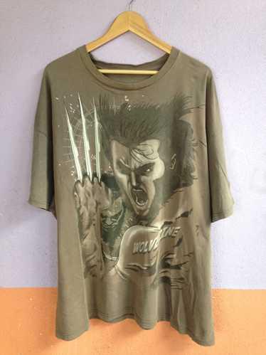 Movie Wolverine Marvel Comic Shirt #439