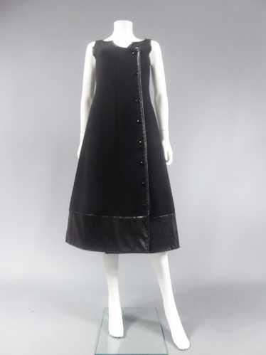 Courrèges number 55540 Wrap Dress
