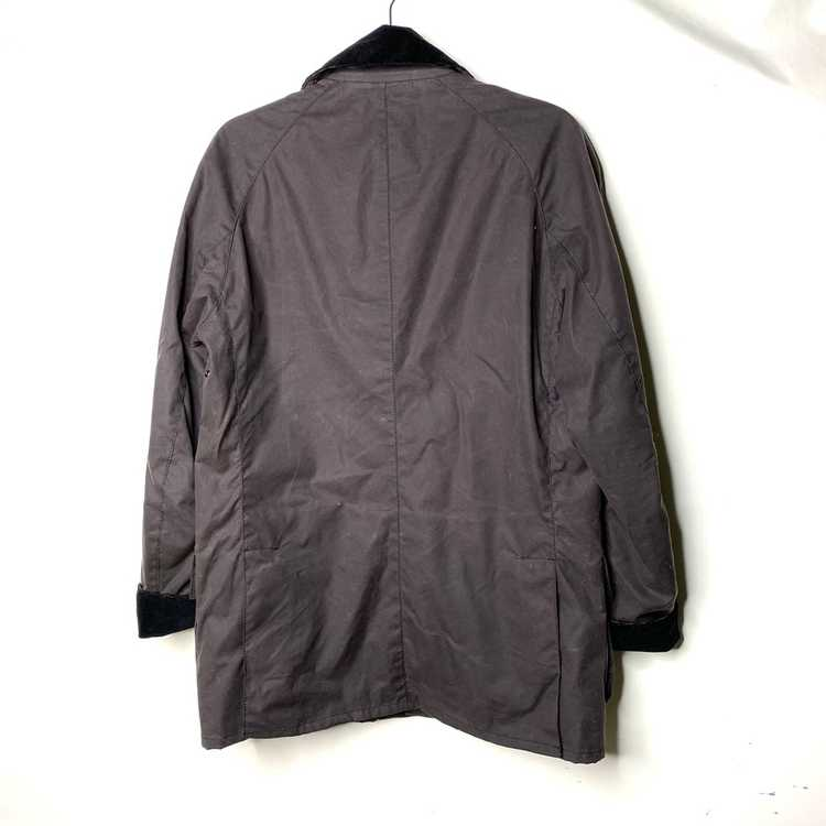 Barbour Barbour Classic Bedale brown Wax Jacket S - image 8