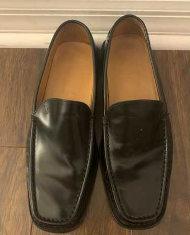 Tod's Black Loafers Size 6