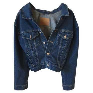 Balenciaga Denim jacket in blue