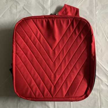 2000s Vexed Generation Red Cross Body Bag - Size L