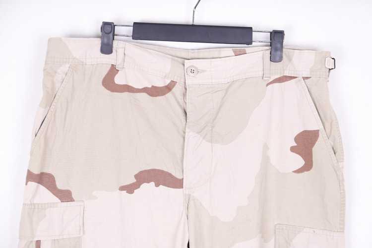 Camo × Military Military Camo Cargo Pants - image 3