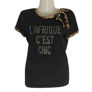 Moschino Vest Cotton in Black