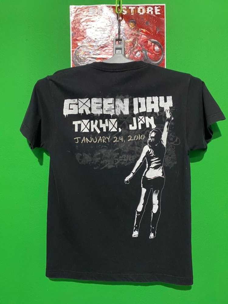 Band Tees × Rock T Shirt Green Day Band Tees - image 6