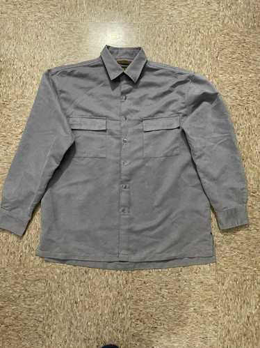 Flannel × Vintage Vintage Gray Flannel