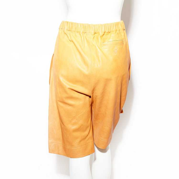 JW Anderson Leather Shorts - image 2