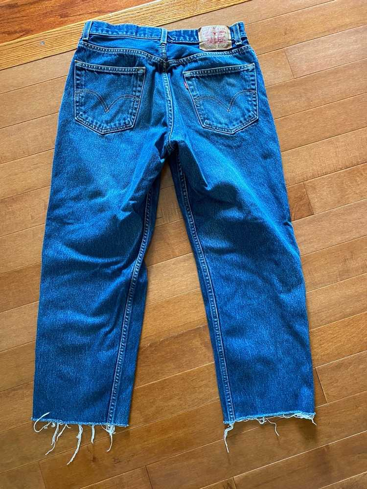 Levi's × Streetwear × Vintage Vintage 1990's Levi… - image 2