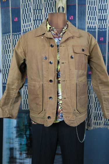 Apolis Waxed Cotton Jacket