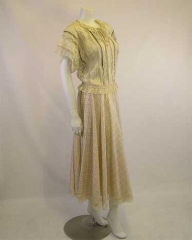 Koos Van Den Akker Dress 1970s