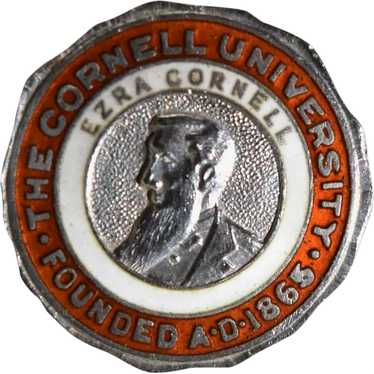 Hat Pin, The Cornell University • Founded A.D. 186