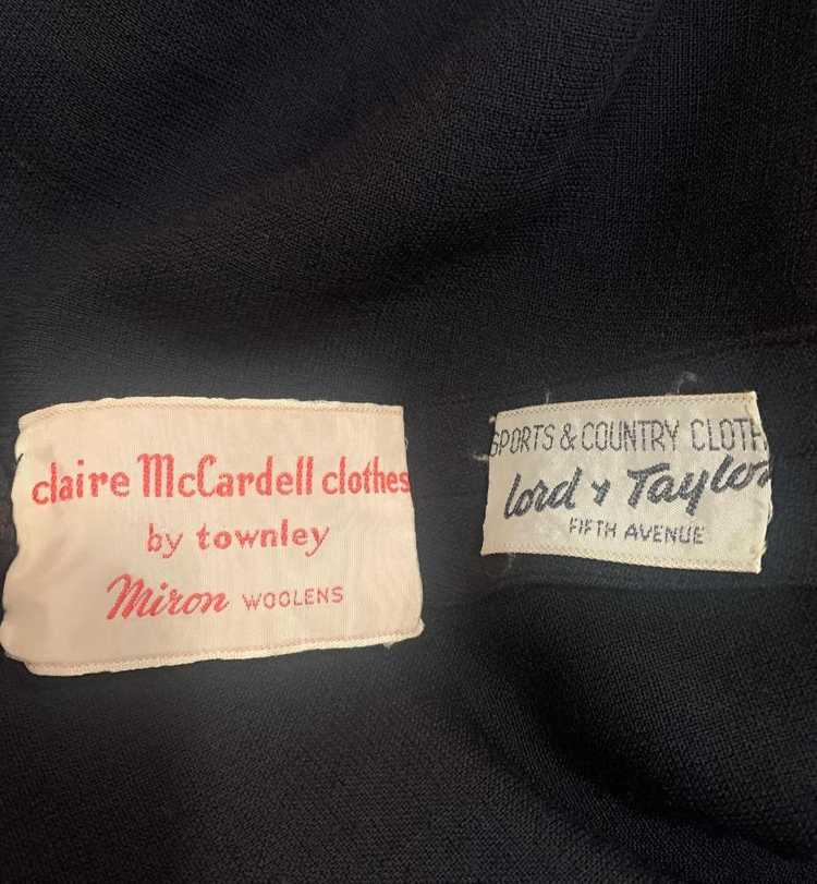 60's Claire McCardell Dress - image 9