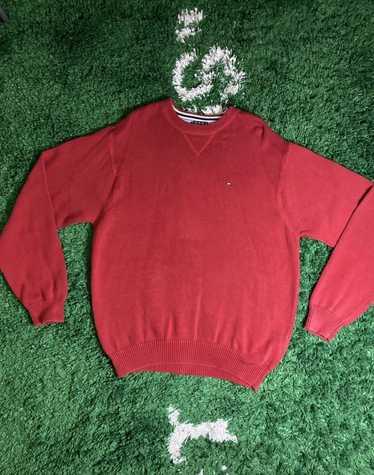 Tommy Hilfiger × Vintage Tommy Hilfiger Knitted S… - image 1