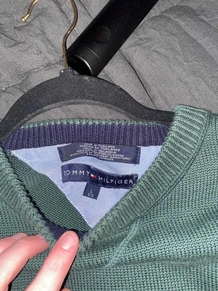 Tommy Hilfiger Vintage Tommy sweater - image 2