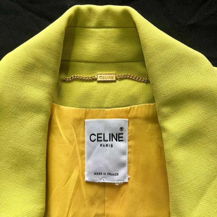 Celine Celine blazer - image 7