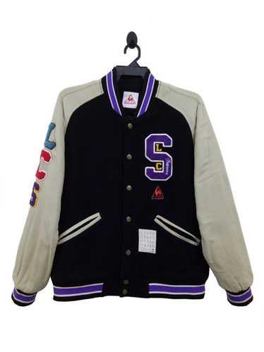 Le Coq Sportif Le Coq Sportif Varsity Jacket Rare