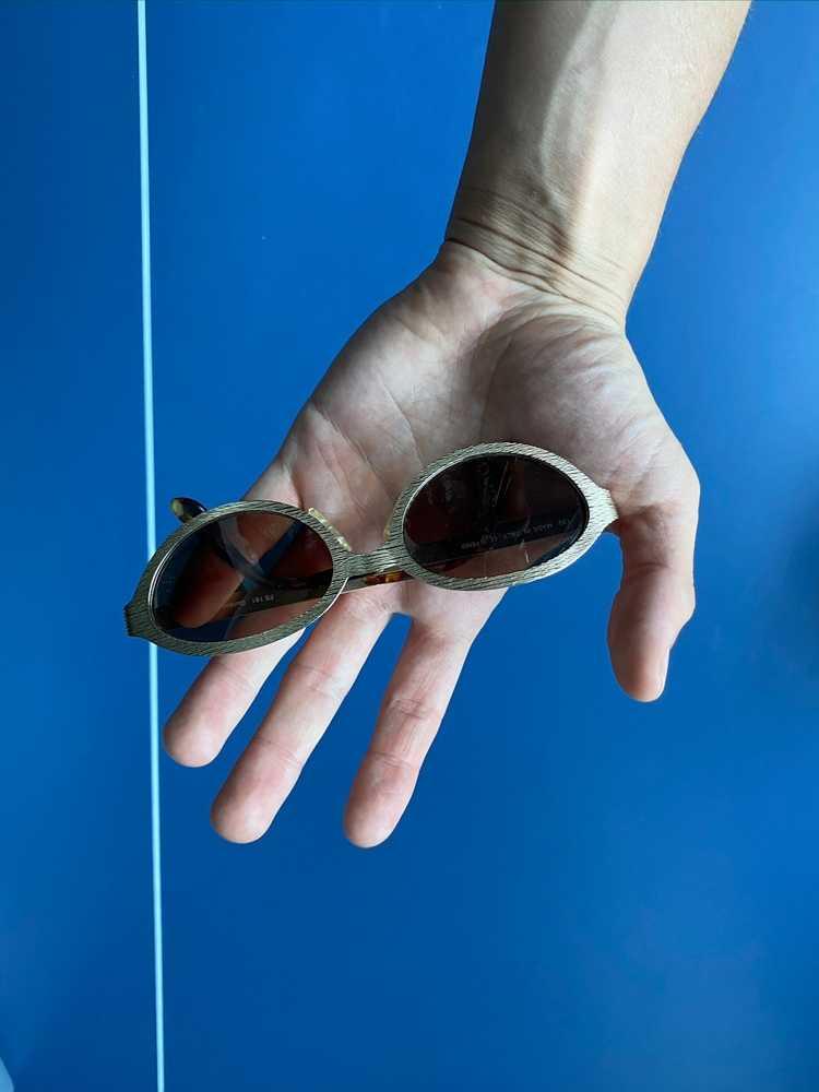 Fendi Vintage Fendi 1990s Round Sunglasses - image 4