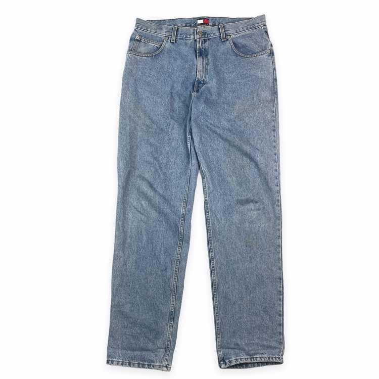 Streetwear × Tommy Hilfiger × Vintage Vintage 90s… - image 2