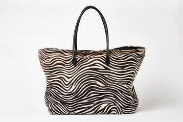 Zebra Hide Weekender