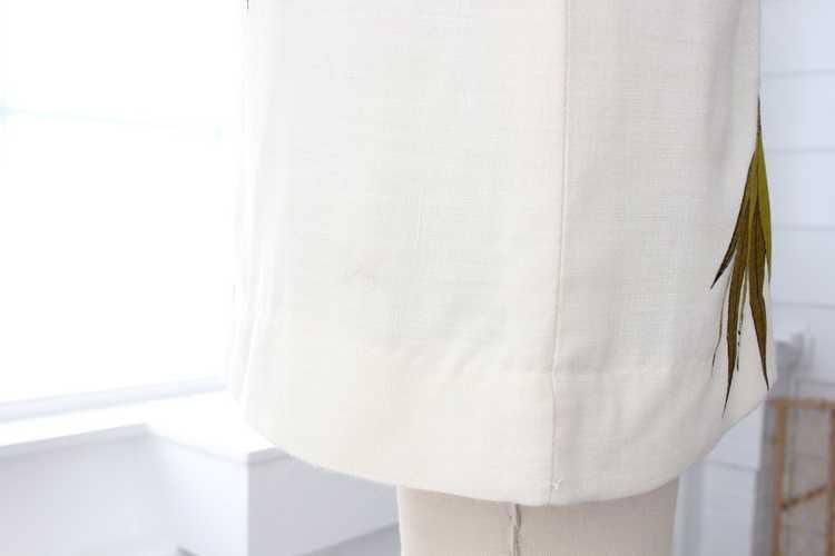 70s Shaheen Shift Dress - image 11