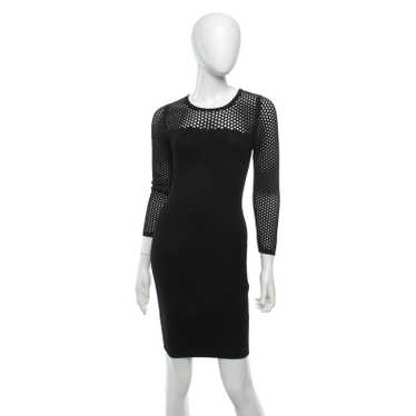 Karen Millen Knit dress in black